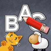 QCat - 学龄前幼儿学写字母ABC(免费)