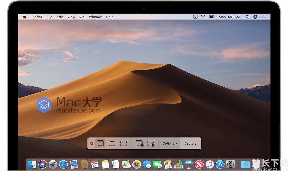 macOS Mojave 10.14 新功能教程:在 Mac 上截图录像和快速编辑