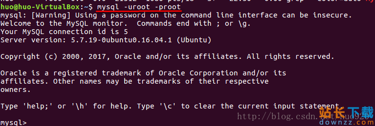 Ubuntu下MySQL <em style='color:red;'>安装</em>及配置远程登录教程