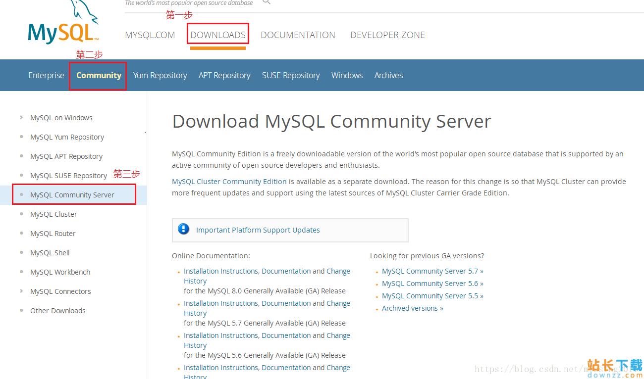 mysql8.0.12<em style='color:red;'>安装</em>配置办法 图文教程