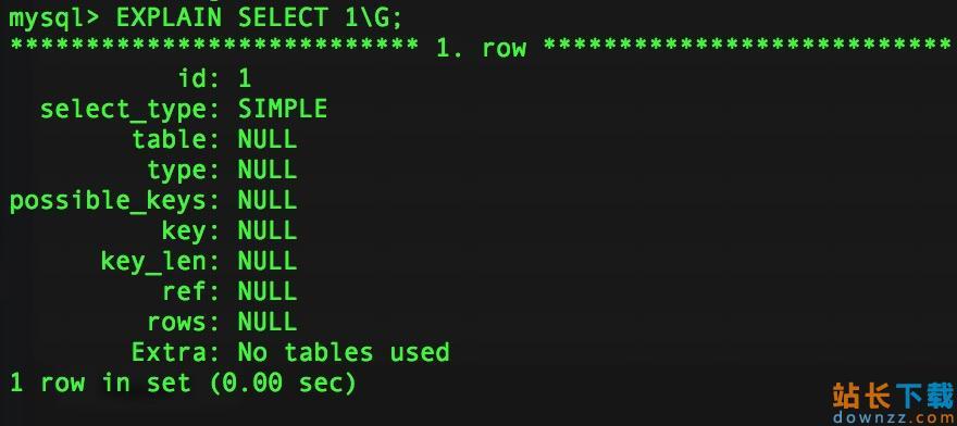 MySQL 中执行计划explain命令示例<em style='color:red;'>详解</em>