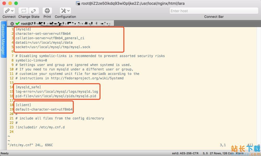 CentOS7编译安装MySQL 5.7.24的教程<em style='color:red;'>详解</em>