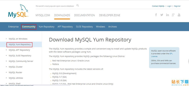 Centos7使用yum<em style='color:red;'>安装</em>Mysql5.7.19的详细步骤