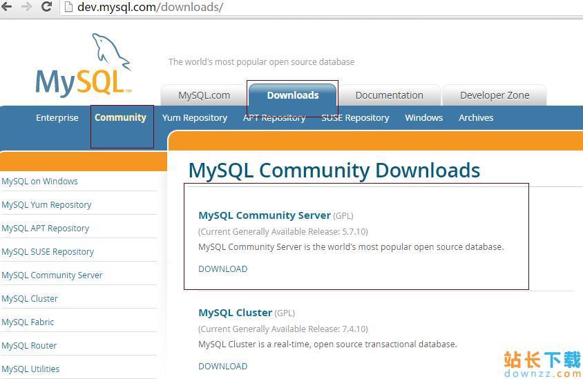 mysql5.7.10winx64<em style='color:red;'>安装</em>配置办法 图文教程(win10)