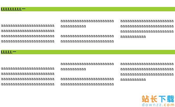 CSS3的column-fill属性对齐列内容高度的用法<em style='color:red;'>详解</em>