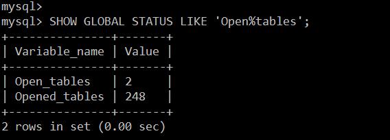 MySQL 5.6下table_open_cache参数优化合理配置<em style='color:red;'>详解</em>