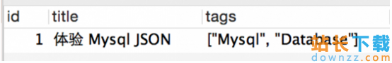 <em style='color:red;'>详解</em>Mysql中的JSON系列操作函数