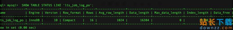 MySQL 清除表空间碎片的实例<em style='color:red;'>详解</em>