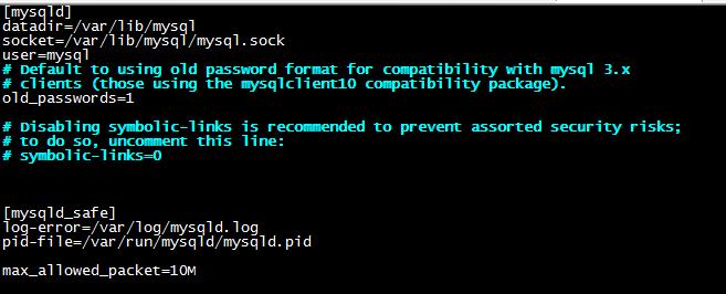 Mysql忘记root密码的完美解决办法