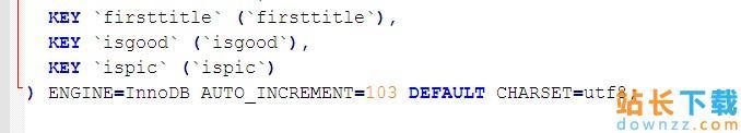 MySQL 提示TheInnoDBfeatureisdisabled需要开启InnoDB的解决办法
