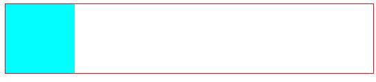 使用CSS的overflow属性防止float撑开div的办法