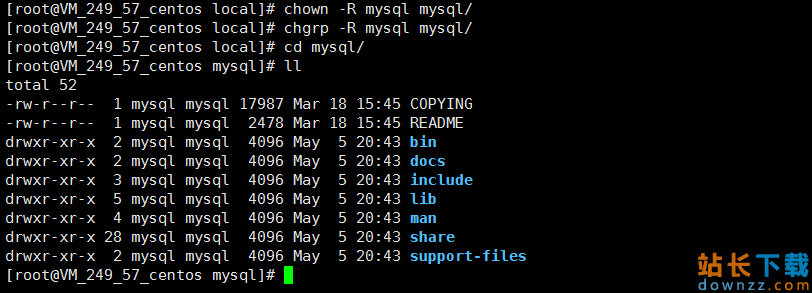 Linux下<em style='color:red;'>安装</em>MySQL 5.7.19问题小结
