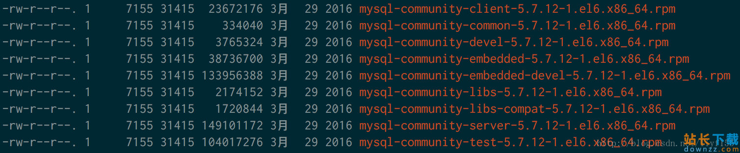 RedHat6.5安装MySQL 5.7教程<em style='color:red;'>详解</em>