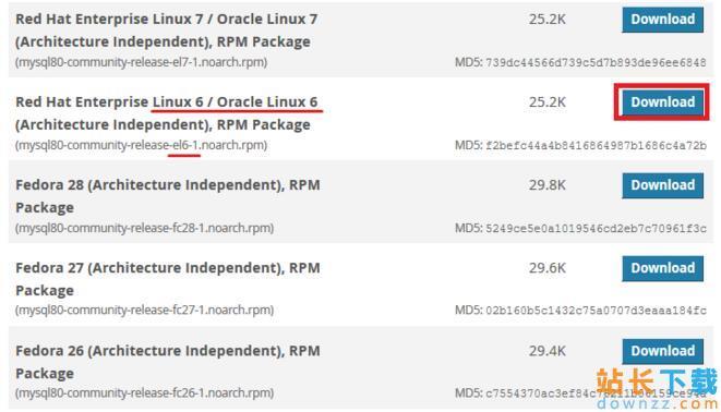 CentOS6、7下mysql5.7详细安装<em style='color:red;'>教程</em>