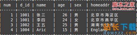 MySQL 笔记之连接查询<em style='color:red;'>详解</em>