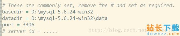 Mysql数据库绿色版<em style='color:red;'>安装</em>教程解决系统错误1067的办法