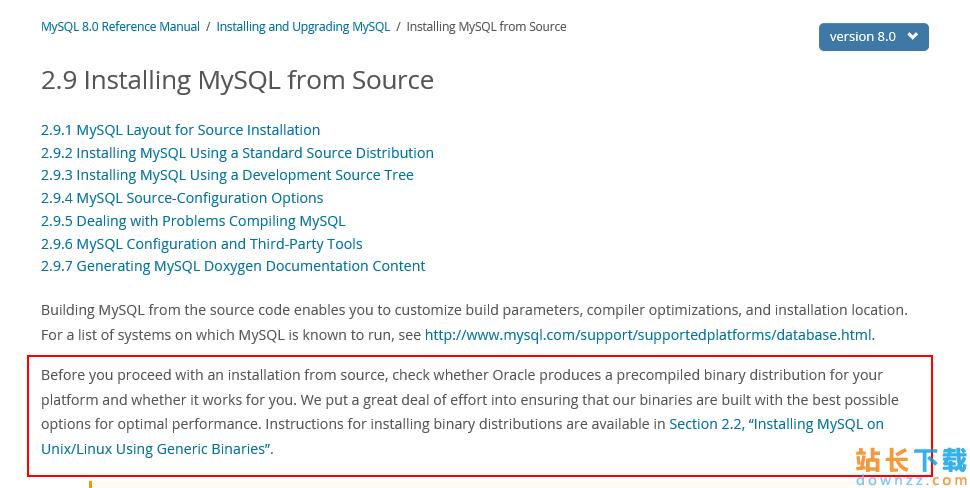 CentOS7.4源码安装MySQL 8.0的教程<em style='color:red;'>详解</em>