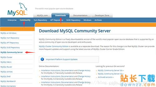 mysql5.7.17免安装版配置办法 图文教程(windows10)