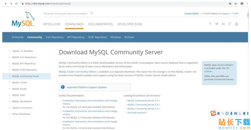 mysql5.7.24<em style='color:red;'>安装</em>配置图文教程