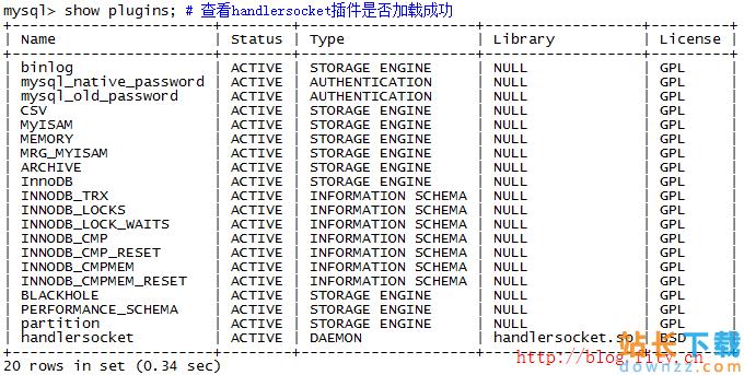 MySQL HandlerSocket插件<em style='color:red;'>安装</em>配置教程