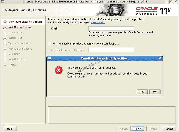 DBA在Linux下<em style='color:red;'>安装</em>OracleDatabase11g数据库图文教程