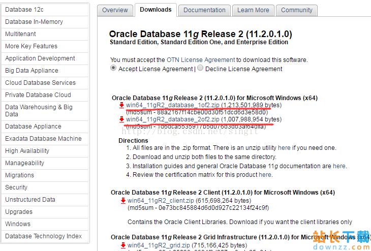 Oracle11g<em style='color:red;'>安装</em>配置办法 图文教程