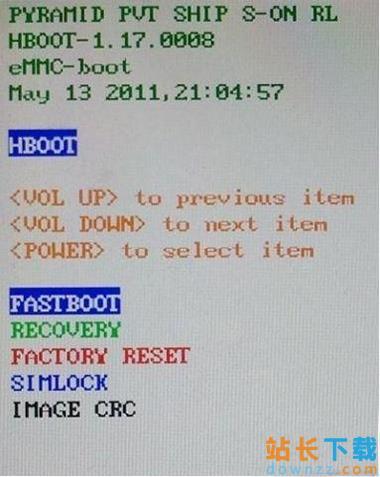HTC G14怎么刷机 HTC G14 S-OFF解锁<em style='color:red;'>教程</em>