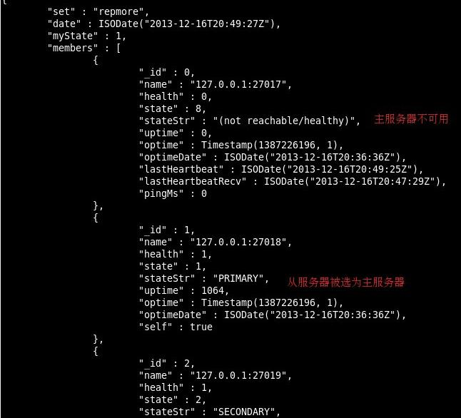 mongodbreplicaset配置高性能多服务器<em style='color:red;'>详解</em>