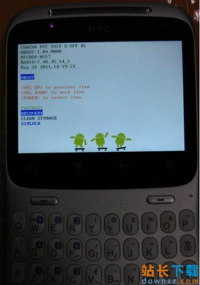 HTC ChaCha怎么刷机 HTC G16刷机<em style='color:red;'>教程</em>