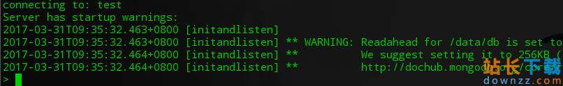 deepin15.3X64系统中安装mongodb的办法 步骤