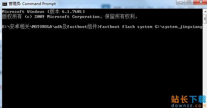 Nexus 6 常用Fastboot命令及刷底包救砖<em style='color:red;'>教程</em>