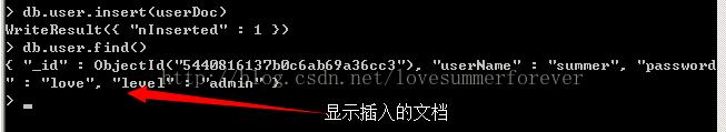 MongoDB系列教程(七):MongoDb数据结构<em style='color:red;'>详解</em>