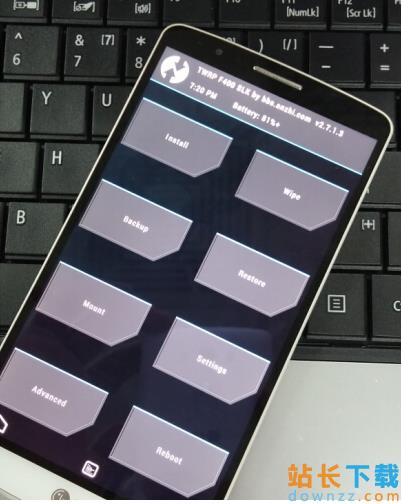 LG G3一键刷入第三方TWRP Recovery<em style='color:red;'>教程</em>