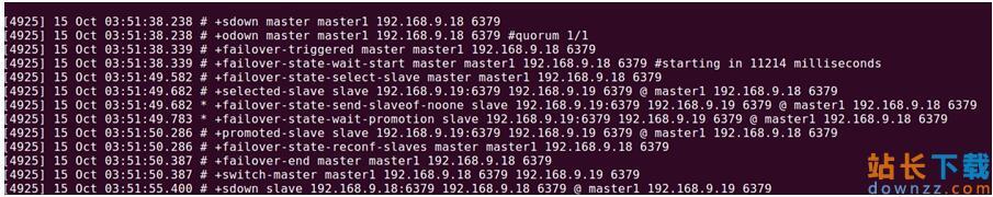 RedisSentinel服务配置流程(<em style='color:red;'>详解</em>)