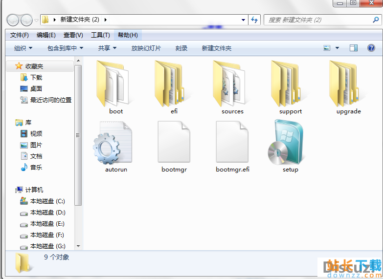 Windows7 硬盘<em style='color:red;'>安装</em>系统图文教程