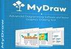MyDraw v2.3思维导图软件绿色破解版