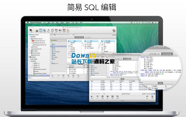 NavicatPremium Mac版中文解题破解版