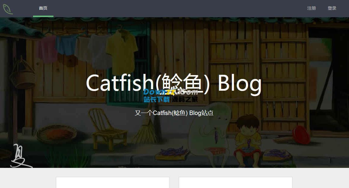 Catfish(鲶鱼) Blog v2.0.9