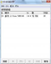 虚拟磁盘(ImDisk)2.0.9汉化绿色版