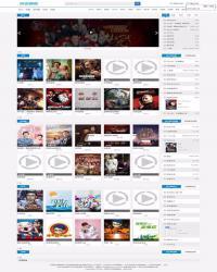 最新苹果CMS8x电影带采集影视网站源码(手机自适应)