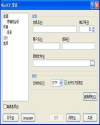 WinSCPv4.1.6多语绿色版