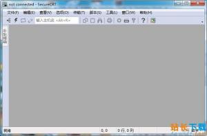 SecureCRT 8.1绿色汉化版(附注册机/免安装)