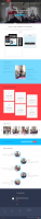 红色宽屏风格的瑜伽健身企业网站HTML模板